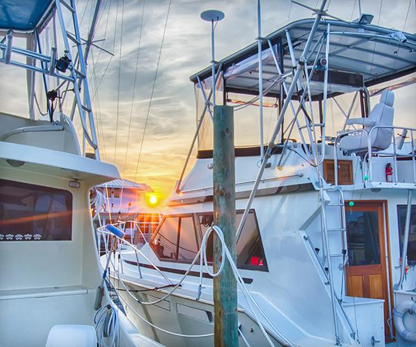 Atlantic Beach Marina   Deep Sea Fishing, Boating   Outer Banks